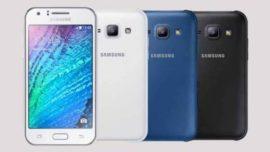 Samsung Galaxy J3 ortaya çıktı