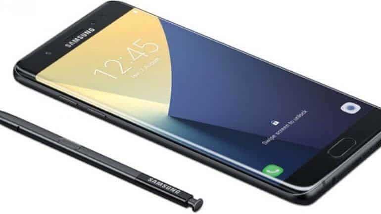 Samsung Galaxy Note 8 görüntülendi