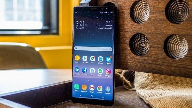Samsung Galaxy Note 9 Ağustos 2018'de çıkıyor