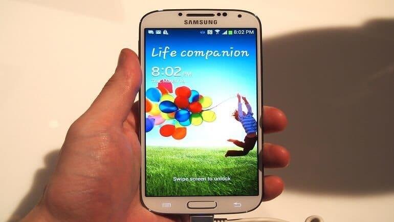 Samsung Galaxy S4 ve üst modellerinde bilinmeyen özellikler