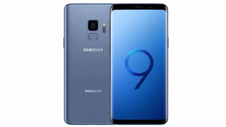Samsung Galaxy S9+ 2018'in En İyi 5 Akıllı Telefonu