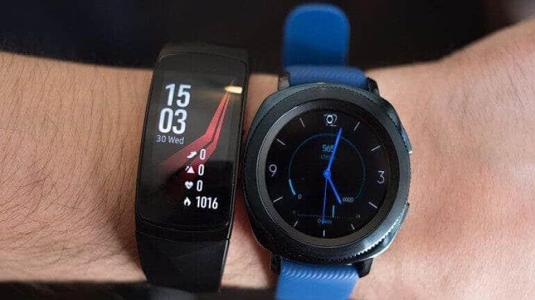 Samsung Gear Sport (akıllı saat) ortaya çıkıyor