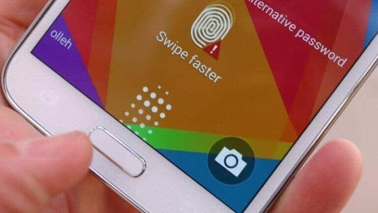 Samsung Parmak İzi Teknolojisini Geliştirmeyi Düşünüyor!