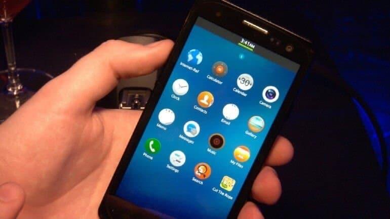 Samsung'dan yeni bir telefon daha mı?