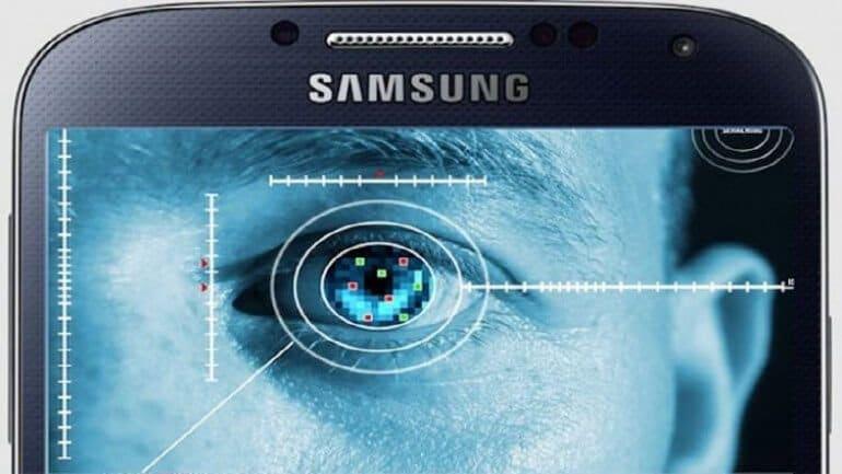 Samsung'un yeni teknolojisi İris tarayıcı nedir?