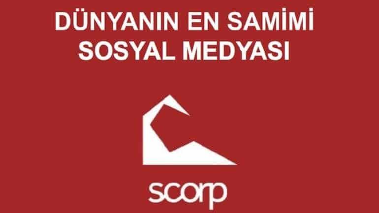 Scorp'tan sosyal sorumluluk örneği