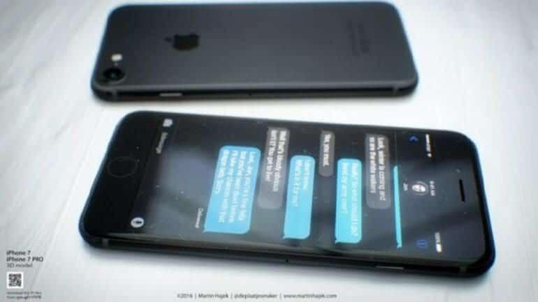 Simsiyah iPhone mu geliyor?