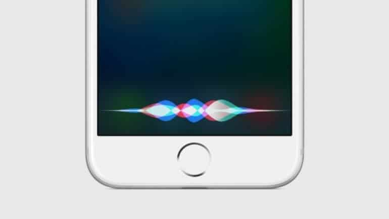 Siri'ye, iOS 10'da değişiklik