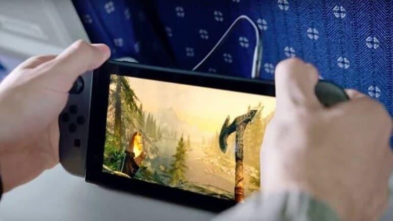 Skyrim Nintendo Switch nihayet çıkıyor