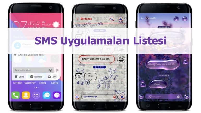 SMS uygulamaları