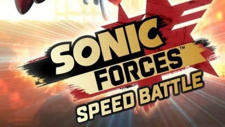 Sonic Forces: Speed Battles mobil versiyonu Android ve iOS için çıktı