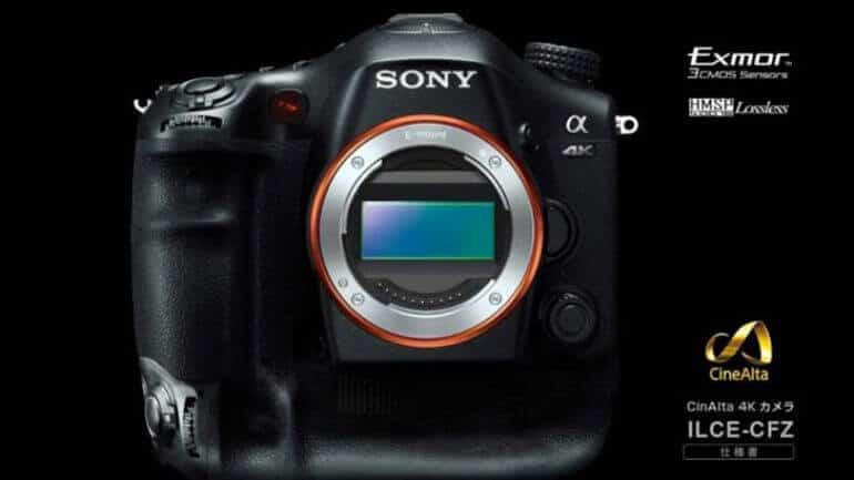 Sony A99 II ile geliyor!