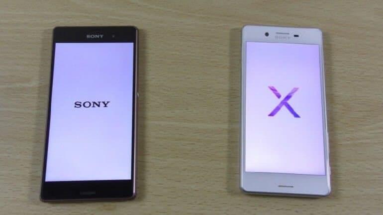 Sony Xperia X Performance ve XZ için Android Nougat güncellemesini yayınlamaya başladı!