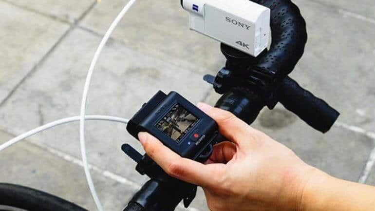 Sony'den iki yeni aksiyon kamera