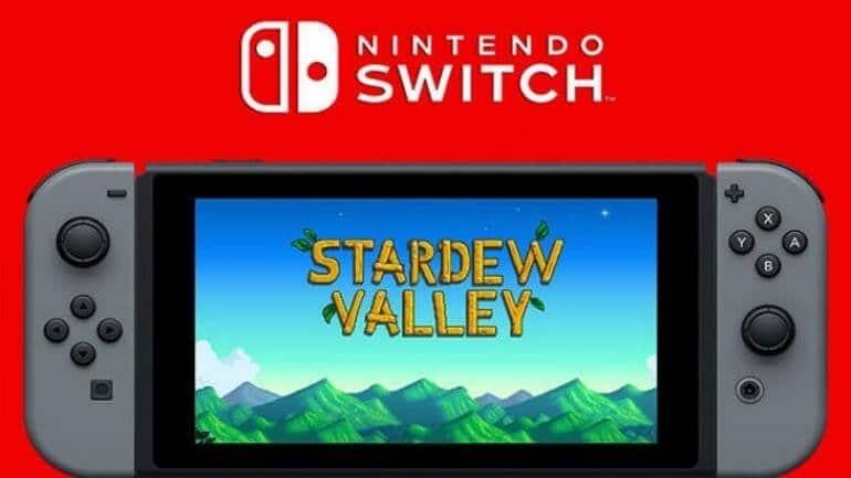 Stardew Valley 5 Ekim'de Nintendo Switch'e çıkıyor