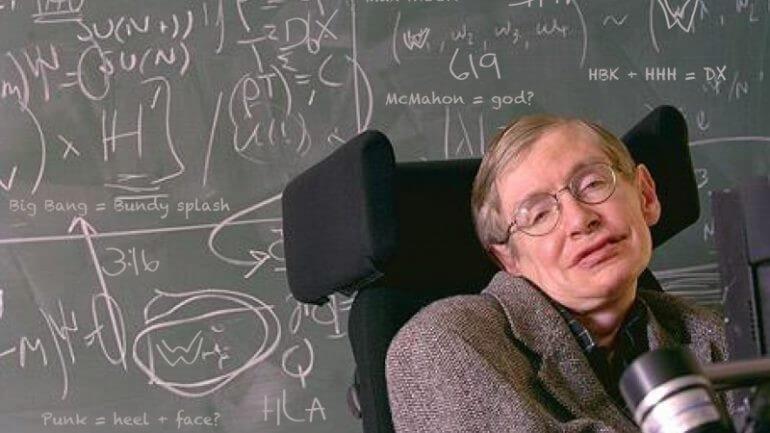 Stephen Hawking'ten uzaylara ne dedi?