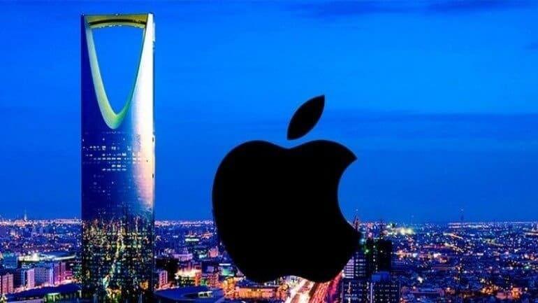 Suudi Arabistan'da ilk Apple Store açılıyor