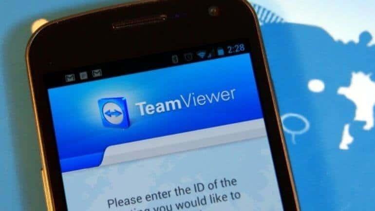 TeamViewer'da ki sorun nedir?