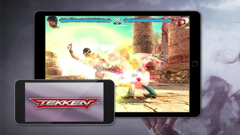 Tekken Mobile iOS ve Android'de sevenleriyle buluşmaya hazırlanıyor!