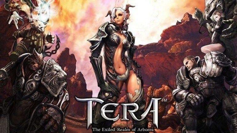 TERA Online 3 Nisan'da konsollara geliyor