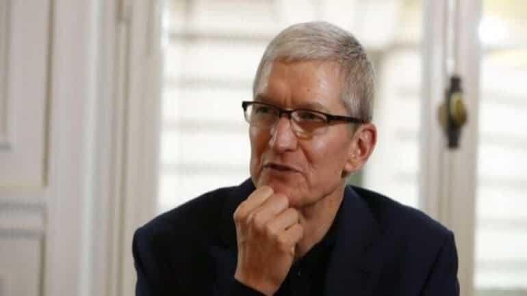 Tim Cook: Kahve içeceğinize iPhone X alın