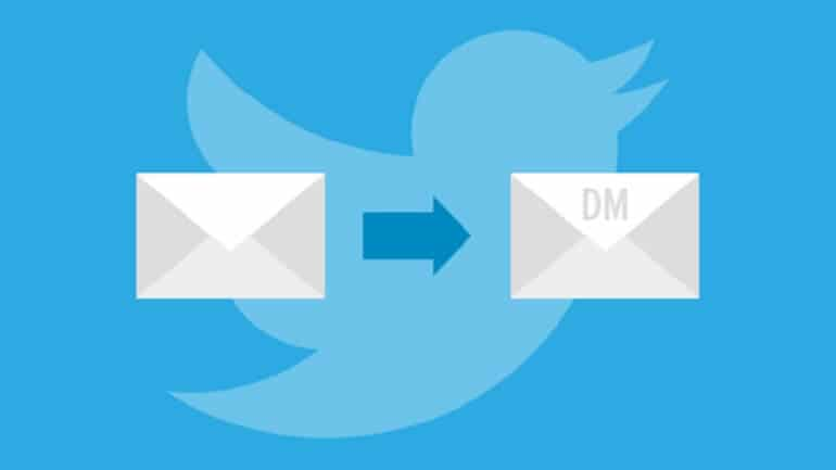 Twitter DM'ye mavi tık geliyor