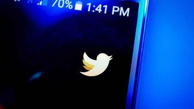 Twitter'da gece modu