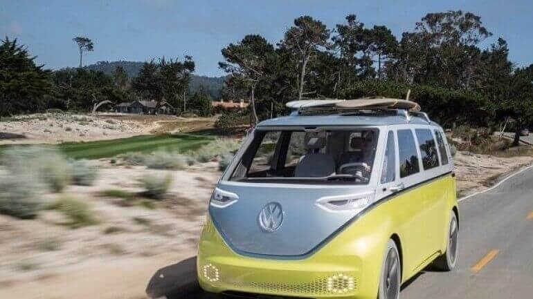 Volkswagen ID Buzz 2022'de satışa çıkacak