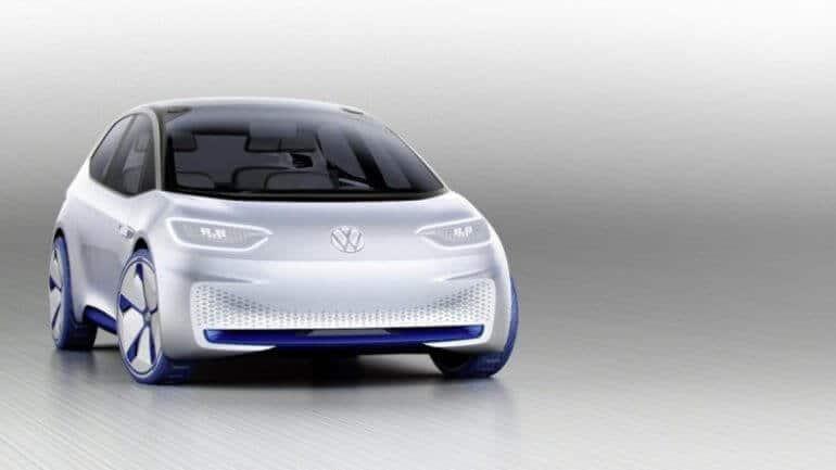 Volkswagen'in I.D. tasarımı Paris'te görüldü