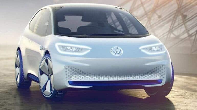 Volkswagen'nin yeni elektrikli konsepti çok beğenildi.