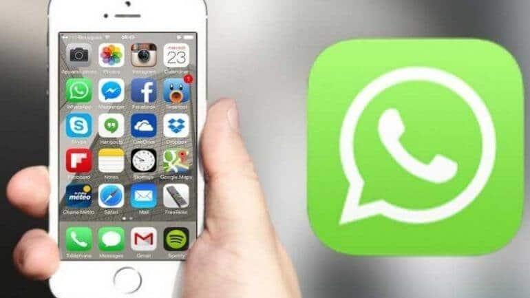 WhatsApp iOS 10 için güncellendi