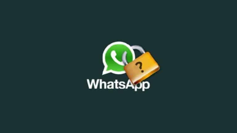 WhatsApp'ta sildiğiniz mesajlar yedekleniyor
