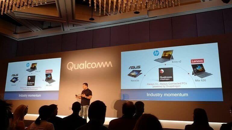 Windows 10 cihazlar için yeni nesil Snapdragon 850 işlemciler