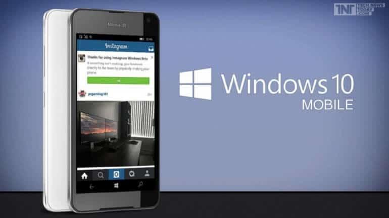 Windows 10 için yeni özellik Instagram'dan