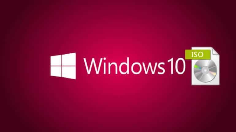 Windows 10 S ISO dosyaları yayınlandı