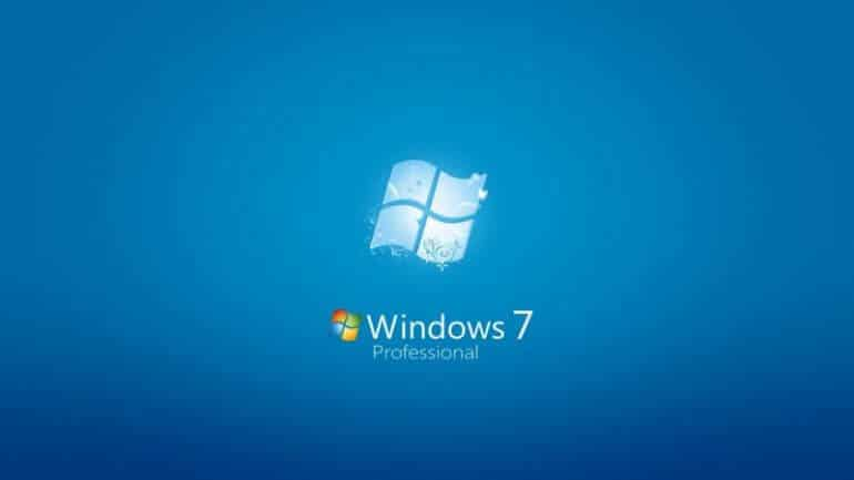 Windows 7 yüklü bilgisayar satışı sona erecek