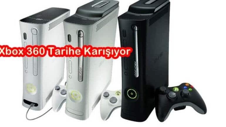 Xbox 360 üretimi durduruldu!