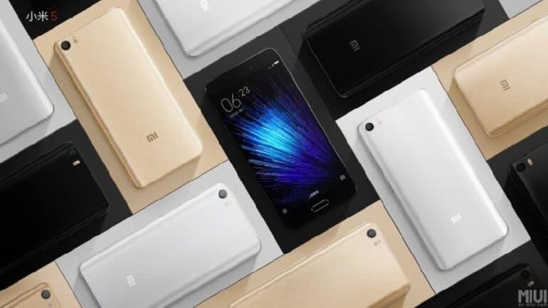 Xiaomi Mi 5 Türkiye'de indirime girdi