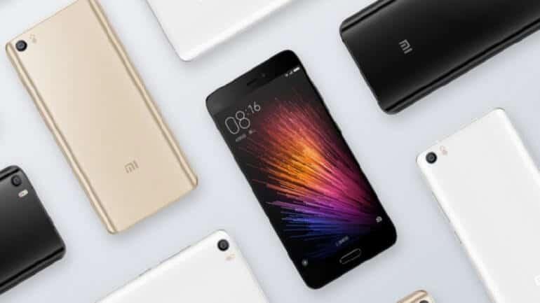 Xiaomi mi 5S geliyor!