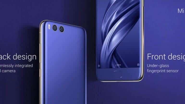 Xiaomi Mi 6 Sonunda Satışta