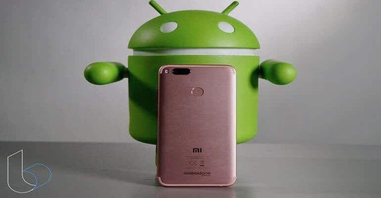 Fiyat Performans Ürünü En Uygun Fiyatlı Akıllı Telefonlar -Xiaomi Mi A1