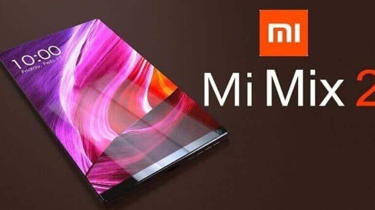Xiaomi Mi Mix 2 hemen tükendi