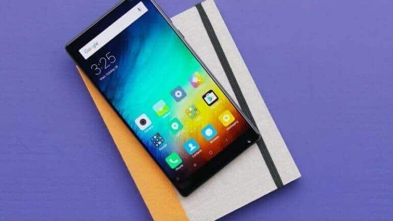 Xiaomi Mi Mix geliyor