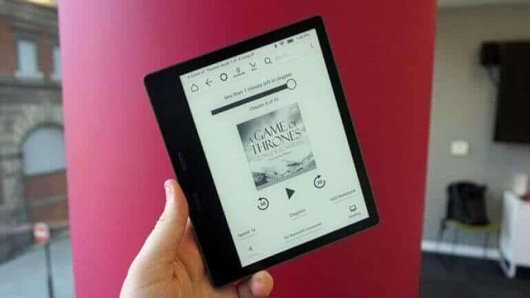 Yeni Amazon Kindle Oasis özellikleri ve fiyatı
