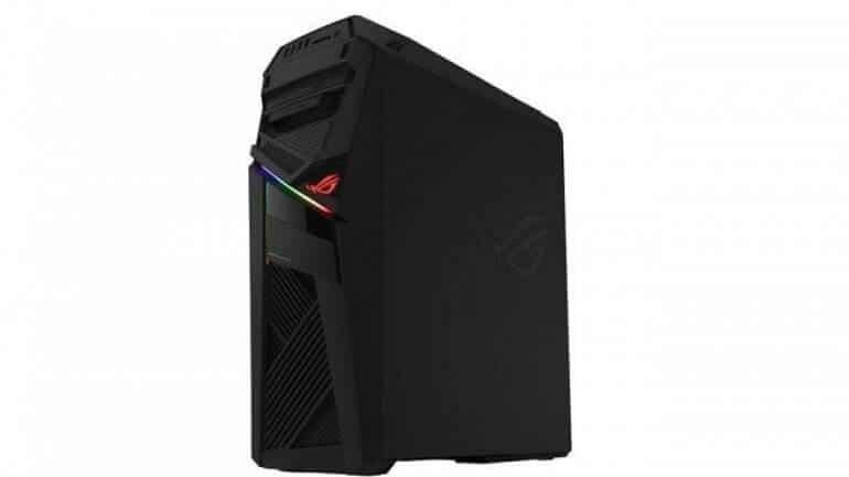 Yeni Asus ROG bilgisayarı oyuncular için biçilmiş kaftan