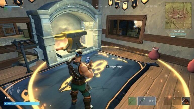 Yeni Battle Royale oyunu Realm Royale ücretsiz yayınlandı