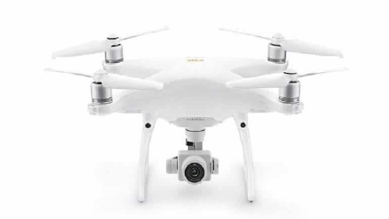 Yeni DJI Phantom 4 Pro Drone daha sessiz, daha iyi olacak