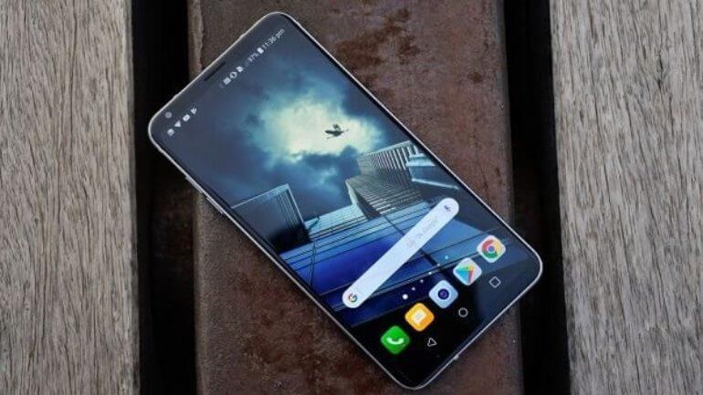 Yeni LG amiral gemisinde 6.1 inç ekran olabilir