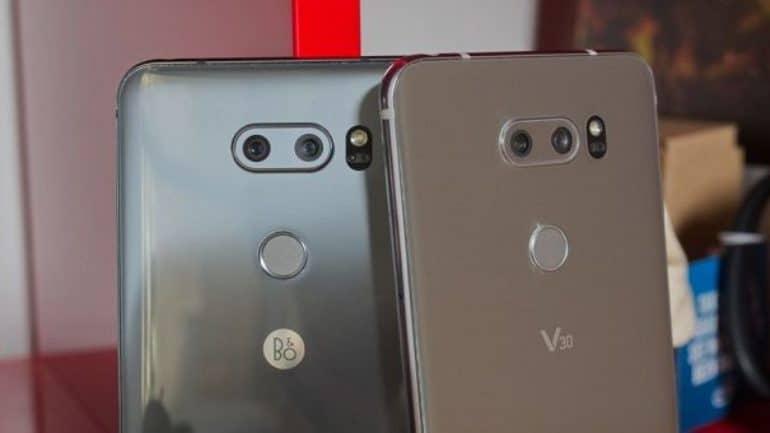 Yeni LG V30 Güncellemesi Yapay Zekâ Özellikleri Getiriyor