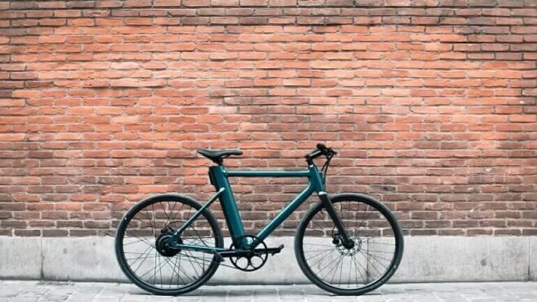 Yeni nesil elektrikli bisiklet: Cowboy